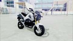 Honda MSX 125 para GTA San Andreas