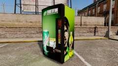 Nuevas máquinas expendedoras