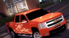 Chevrolet Cheyenne LT 2008 para GTA San Andreas