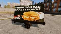 Nuevas vallas publicitarias sobre ruedas