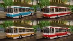 LIAZ 5256.00 piel Pack 2