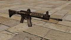 El fusil de asalto LR-300