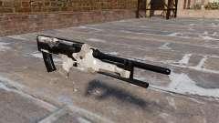 Subfusil ametrallador de felino para GTA 4