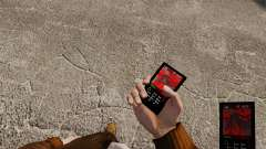 Gurren Lagann tema para tu teléfono para GTA 4