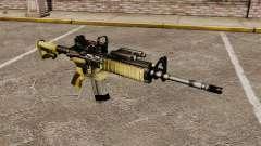 Automática M4 rojo Dop v2