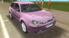 Ford Focus SVT para GTA Vice City