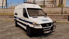 Mercedes-Benz Sprinter 2500 Prisoner Transport para GTA 4