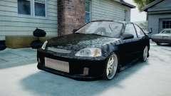 Honda Civic FnF para GTA 4