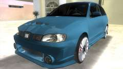 Seat Ibiza GT para GTA Vice City