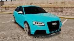 Audi RS3 Sportback [Typ 8PA] 2011 para GTA 4