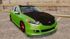 Acura TSX Mugen 2010