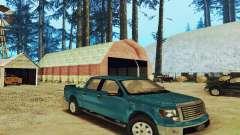 Ford F150 XLT Supercrew Trim para GTA San Andreas