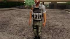 Mercenario de Far Cry 3 para GTA San Andreas