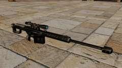 El rifle de francotirador Barrett M82