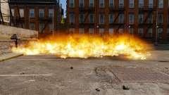 El nuevo escenario de incendios y explosiones