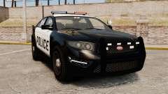 GTA V Vapid Police Interceptor [ELS]