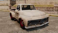 Camioneta oxidada