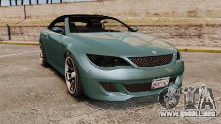 GTA V Zion XS Cabrio para GTA 4