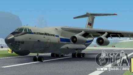 Il-76td v1.0 para GTA San Andreas