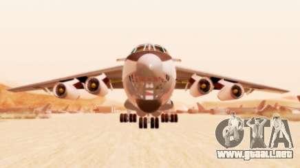 Il-76td v2.0 para GTA San Andreas