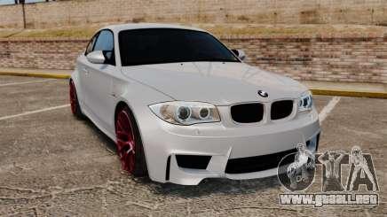 BMW 1 M 2011 para GTA 4