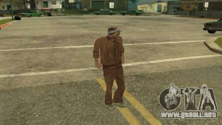 Kelly de piel de GTA Vice City Beta para GTA San Andreas