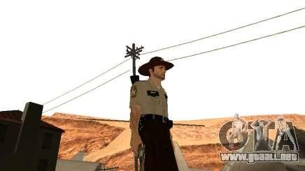 Rick Grimes para GTA San Andreas