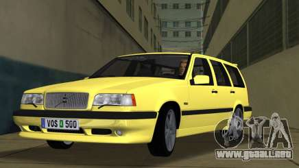 Volvo 850 R Estate para GTA Vice City