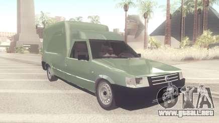 Fiat Fiorino Fire 07 para GTA San Andreas