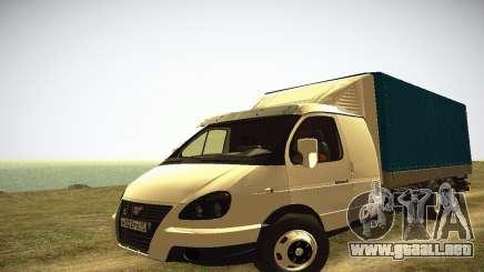 Gacela 33023 pesado para GTA San Andreas