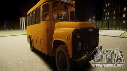 Escuela Kavz-685 para GTA 4
