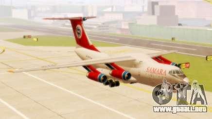 Il-76td Samara para GTA San Andreas