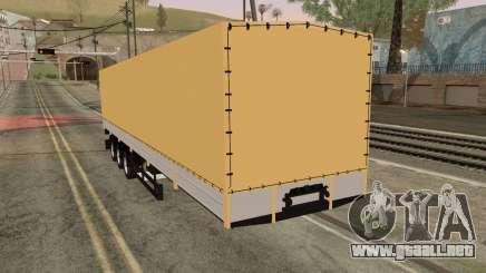 NEFAZ de DB2 para GTA San Andreas