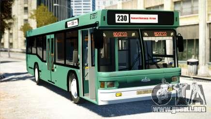 MAZ 103S para GTA 4