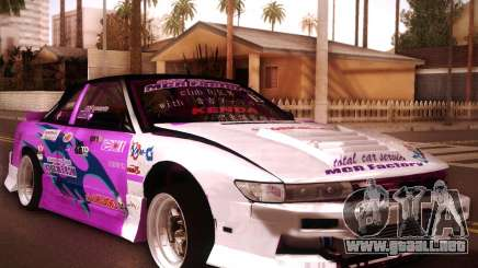 Nissan S13 Burst para GTA San Andreas