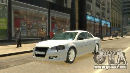 Sajber Volga GAZ para GTA 4