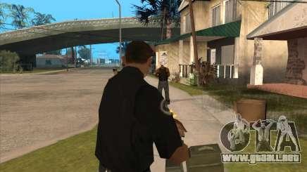 TVNS para GTA San Andreas