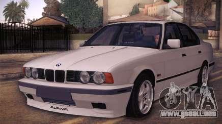 BMW E34 Alpina para GTA San Andreas