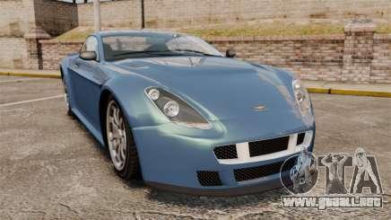 GTA V Rapid GT para GTA 4