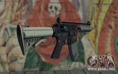 VLTOR SBR 5.56 no Sight para GTA San Andreas segunda pantalla