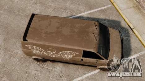 GTA IV TLAD Gang Burrito para GTA 4 visión correcta