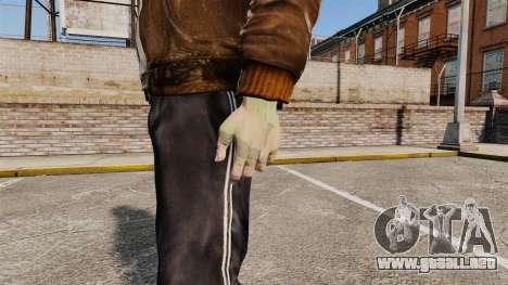 Guantes para GTA 4 segundos de pantalla