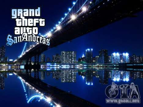 Loadscreens New-York para GTA San Andreas séptima pantalla