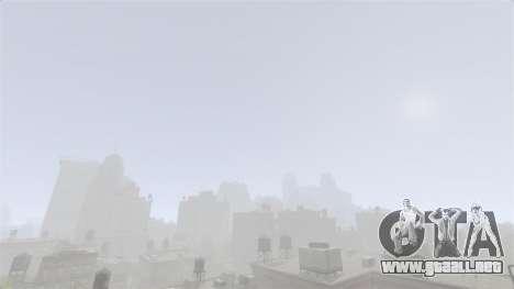 El tiempo en Australia para GTA 4 quinta pantalla