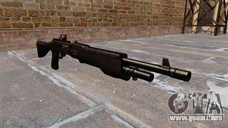 Táctica escopeta Franchi SPAS-12 para GTA 4