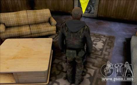 COO-COO de Crysis 3 para GTA San Andreas tercera pantalla