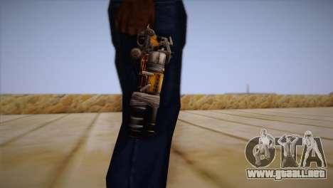 El arma de Bulletstorm para GTA San Andreas tercera pantalla