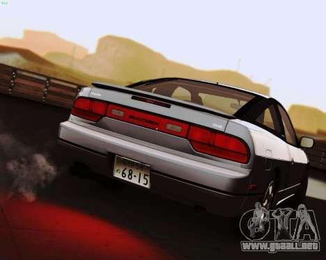 Nissan 240SX S13 v1.0 para GTA San Andreas left