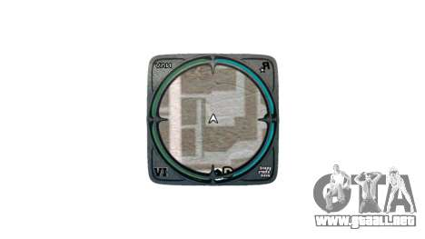 Marco para radar para GTA 4