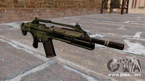 Rifle de asalto SCAR para GTA 4